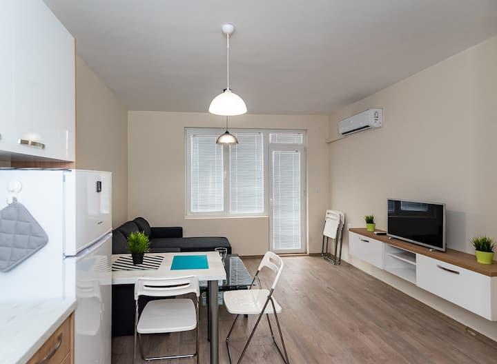 Apartment Galia in Burgas city center