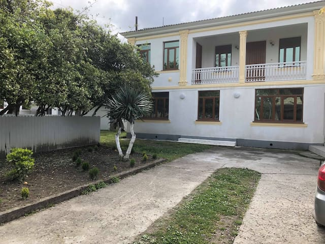 Anaklia's Citrus house