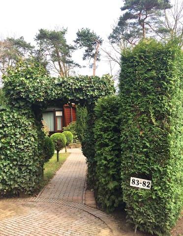 Vakantie chalet woning Eindhoven - Sint-Oedenrode - Cabane