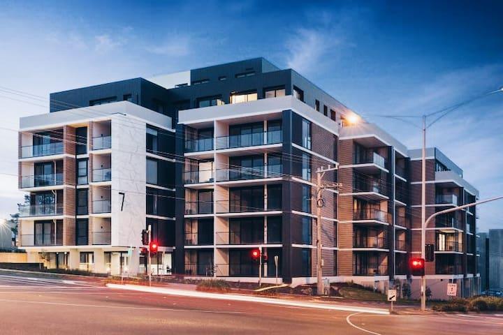 Brand New Contemporary Apartment