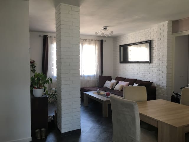Bel appartement à Grenoble! - Grenoble - Wohnung