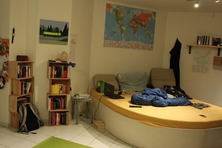 Ein-Zimmer Wohnung Nahe Erlangen und Frankenjura - Langensendelbach