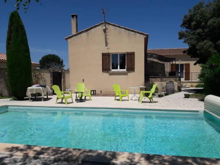 Chambre d'hôte en Provence