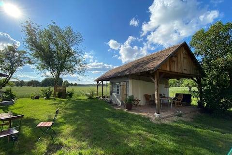 Ontspan in onze idyllische tuinsuite!
