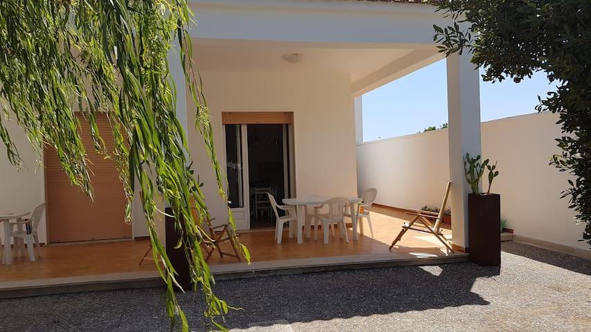 Villa Lapillo appartamento Ponente - Torre Lapillo