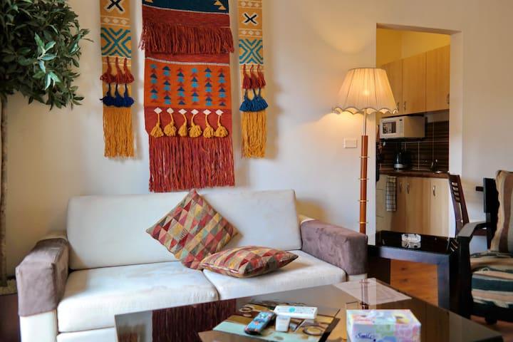 Superior One Bedroom Serviced Apartment Abdoun