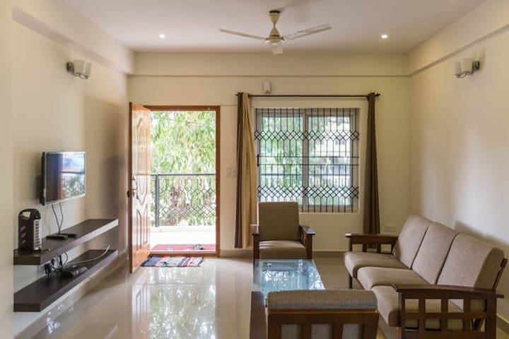Furnished 2BED ROOM Flat #201 - Bangalore - Byt