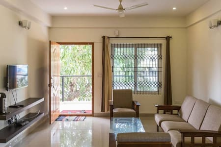 Furnished 2BED ROOM Flat #201 - Bangalore - Appartement