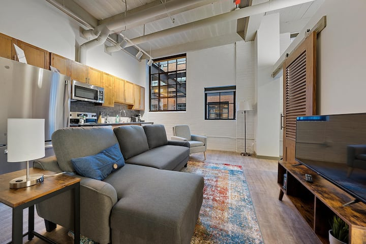 Luxury Living in the Heart of Superior Arts District