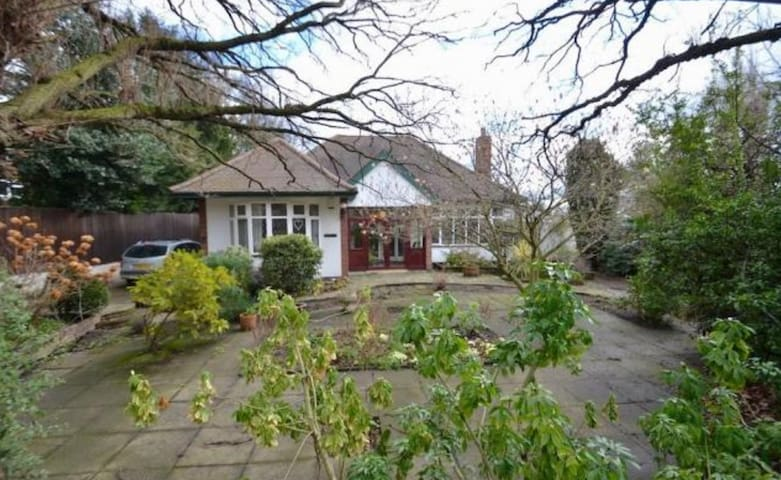 Exclusive Location, situated in The Park Estate - Nottingham - Dom