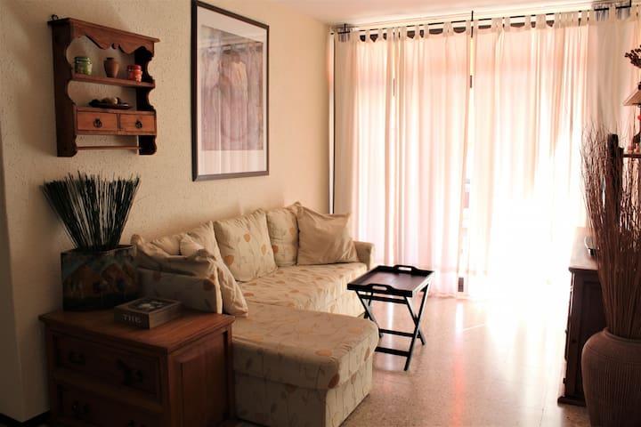 Céntrico apartamento en las Américas. WIFI