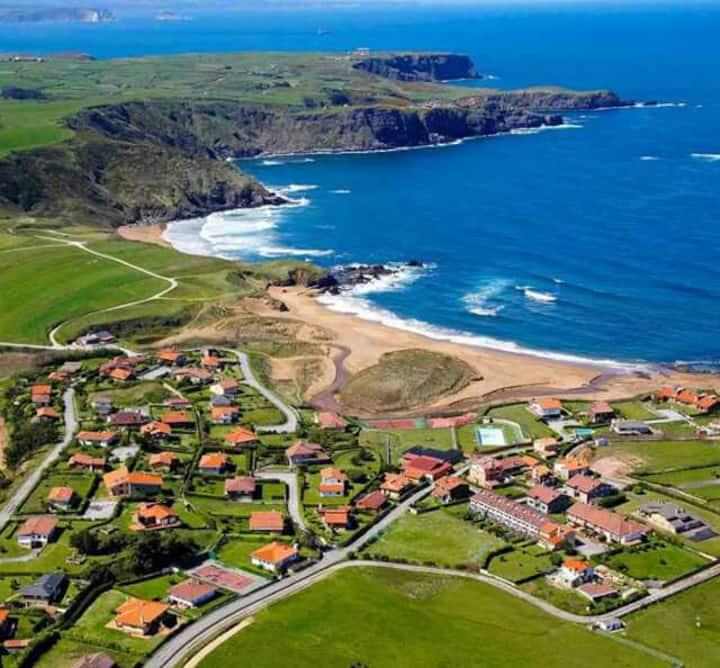 Villa con vistas al mar en un entorno privilegiado