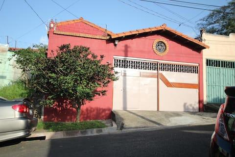 Casa Sakura.