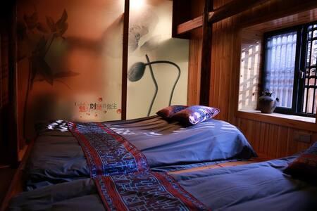 二楼塌塌米房----乐居 - Lishui Shi - Bed & Breakfast