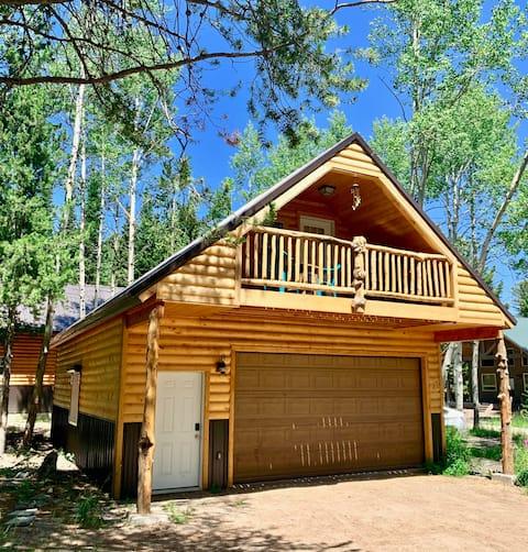 Aspen Suite w. Garage+Wifi+AC+17 miles 2 YNP