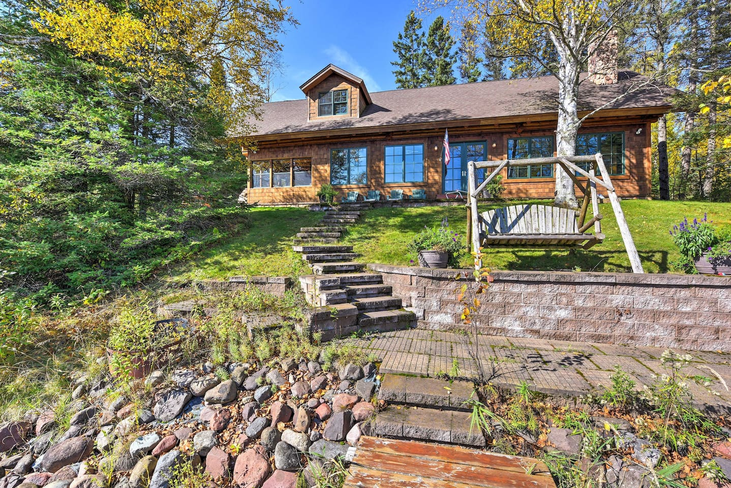 point for ownership duluth breezy lake on superior mn in cabins rent at