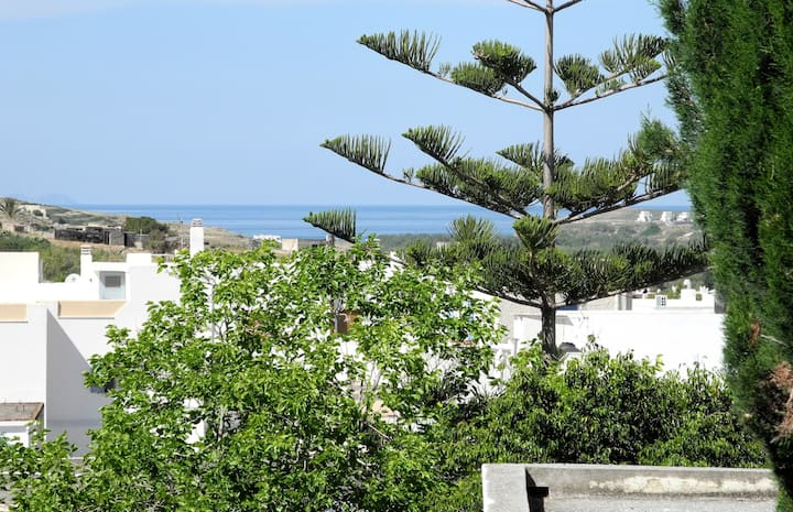 Naxos house for 2 guests in Galini, Amitis beach