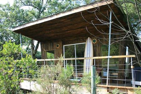 Cabane dans les arbres style Lifeguard