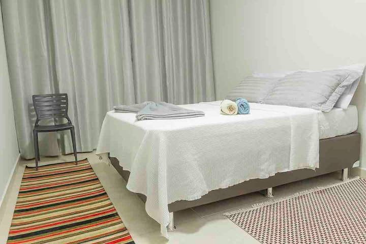 Silver Bedroom: Double Bed Room (House Light Bsb).