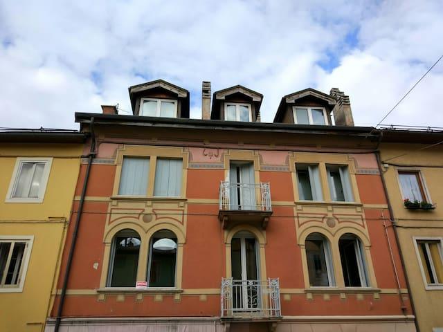 Appartamentino Asiago centro 1p. - Asiago, Veneto, IT - Apartament