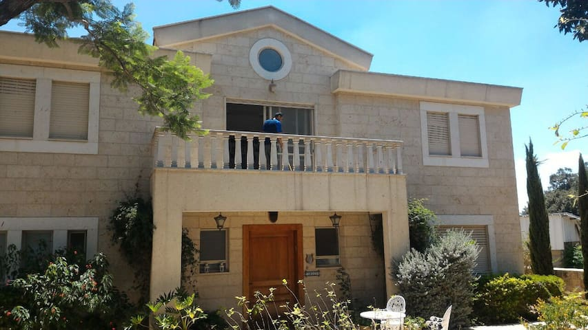 Osnat Mansion אחוזת אסנת - Bethlehem of Galilee - Apartment