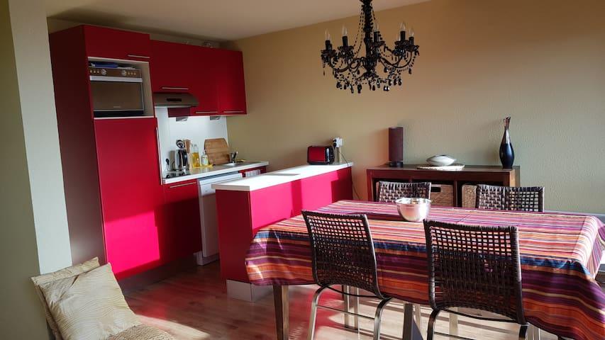 FONT ROMEU appartement T3 duplex de 50 m²