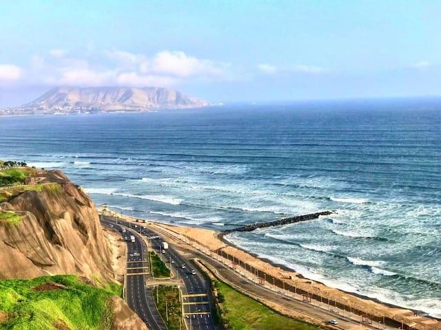 OCEAN VIEW MIRAFLORES