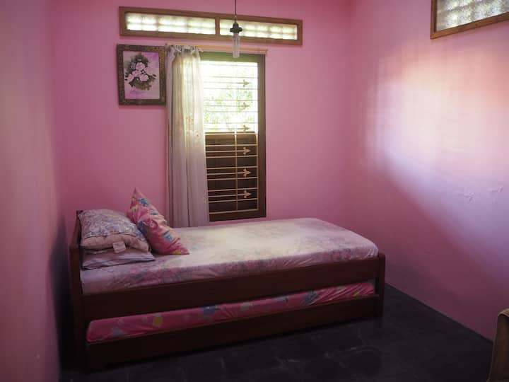 Spacious Room for Backpackers at Banyuwangi City