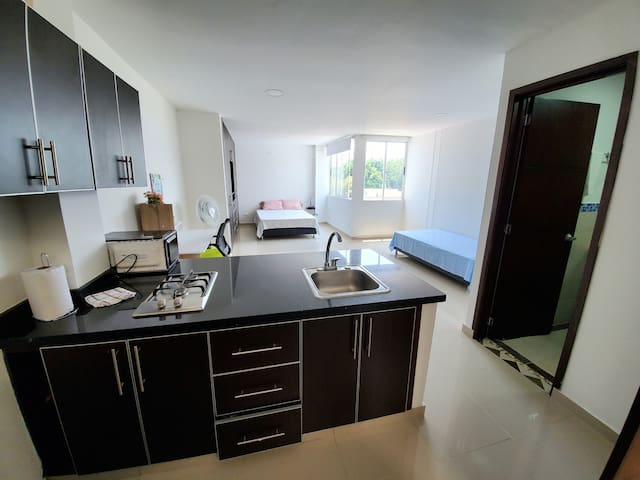 Top loft in beautiful location-El Ingenio 503