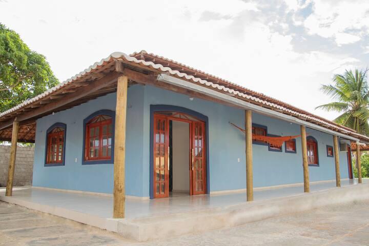 Bela Casa na Praia de Barra Grande