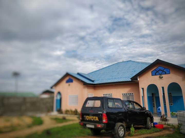 Séjour Agréable à Muanda - Maison
