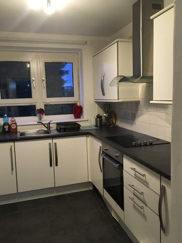 Beautiful  double bedroom in a lovely flat