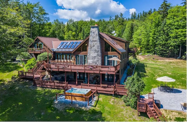 Lakeview Cabin on 60-Acre property!