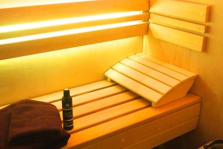 Casa Alma luxuriöse Wohnung mit Wellnessbereich - Kleines Wiesental
