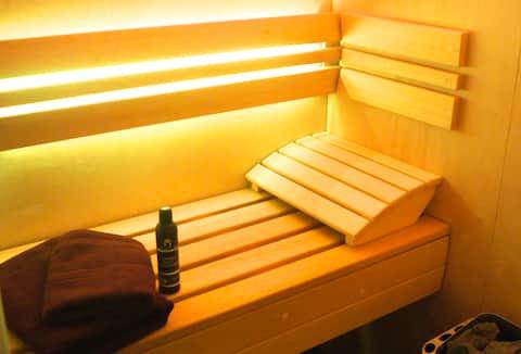 Casa Alma luxuriöse Wohnung mit Wellnessbereich
