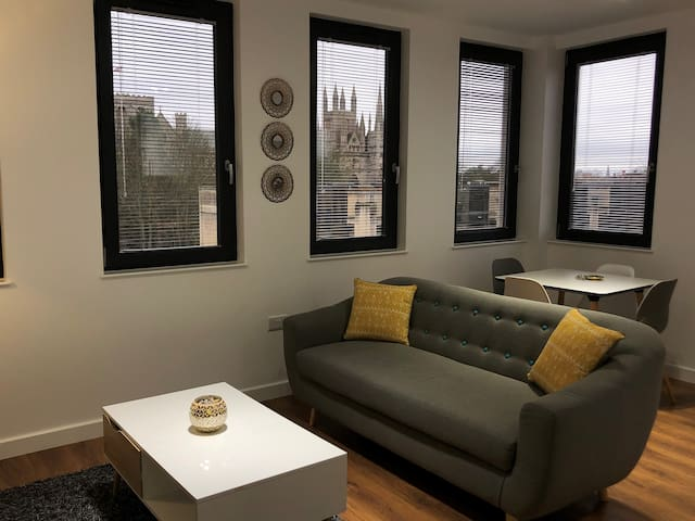 City Centre Cathedral Apartments - 2 bed (91)