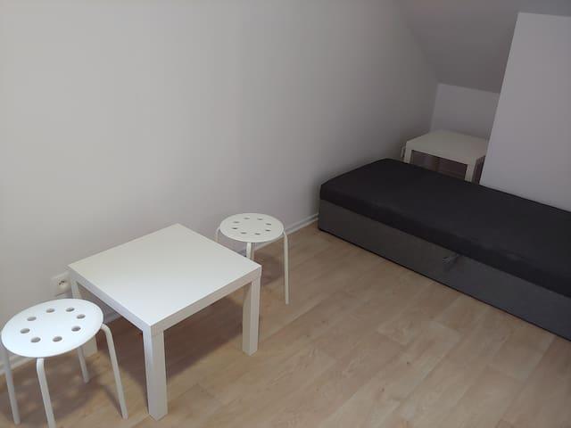 Pokój 2 osobowy, okolice Wrześni