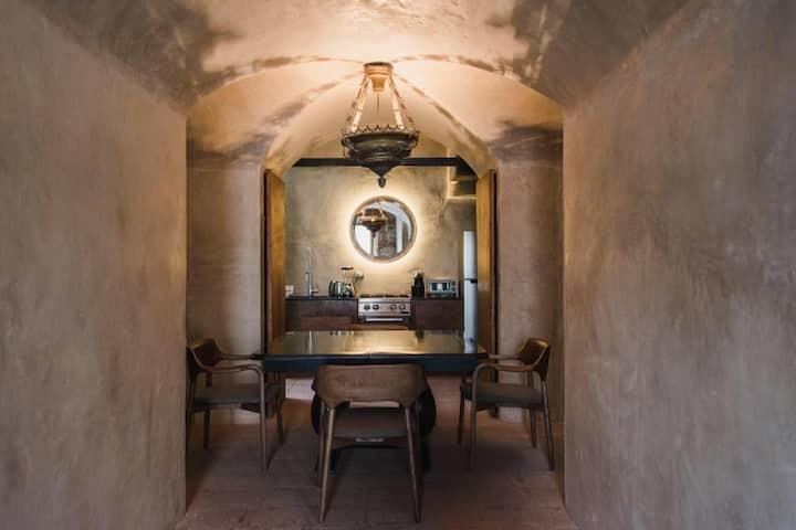 Casa Baba de Nopal- 17th century house refurnished