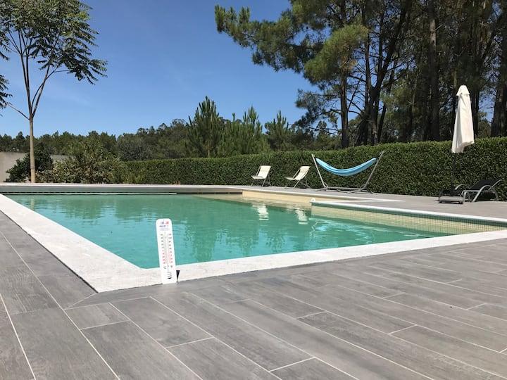 Maison avec Piscine Bajouca/Leiria Praia Pedrogao