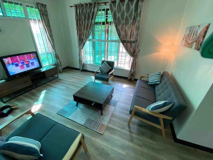 AF Homes, comfortable rooms, spacious, modern