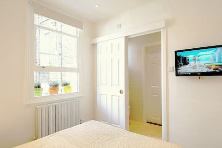 Bright Ensuite in Perfect Quiet Central Area Zone2 - Londres