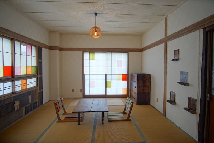 Hakuba station guest house Hostel EN