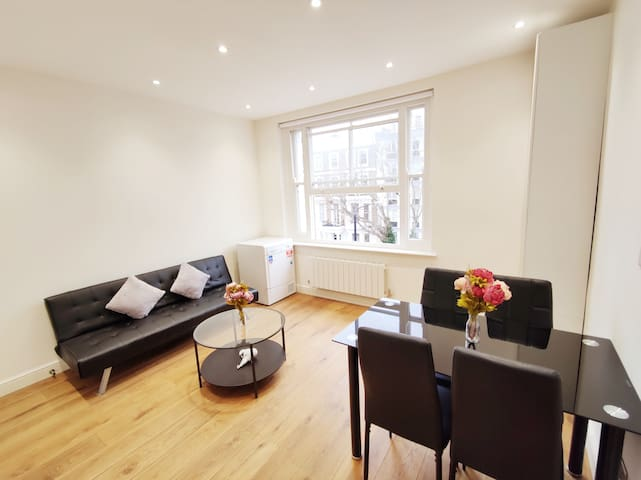 💜 Central Modern Room near Hyde Park ★★★★★ A6
