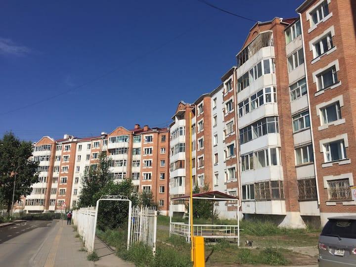 UB edu travel serviced apartment of Ulaanbaatar