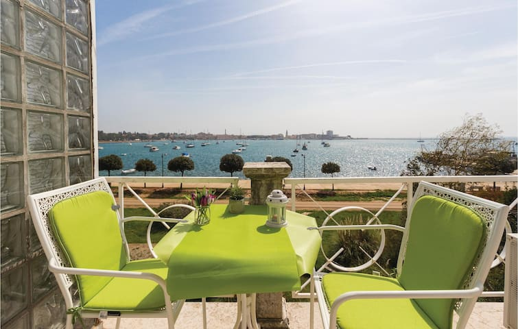 Holiday apartment with 1 room on 27m² in Umag