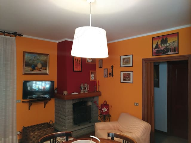 Relax in montagna - Le Regine - Apartmen