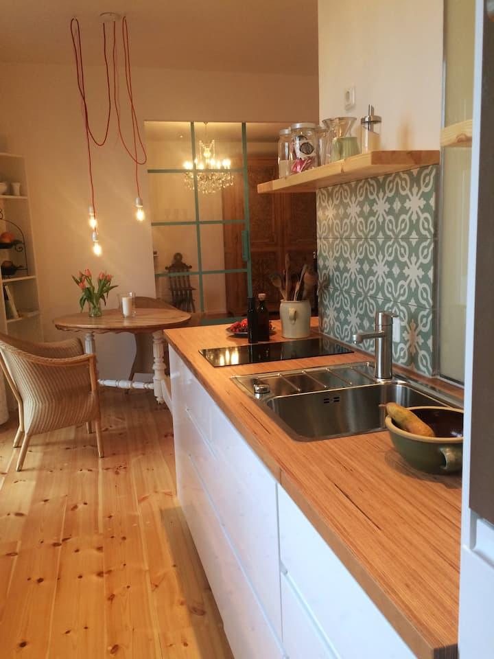 Ruhiges, modernes und helles Loft im Weberviertel