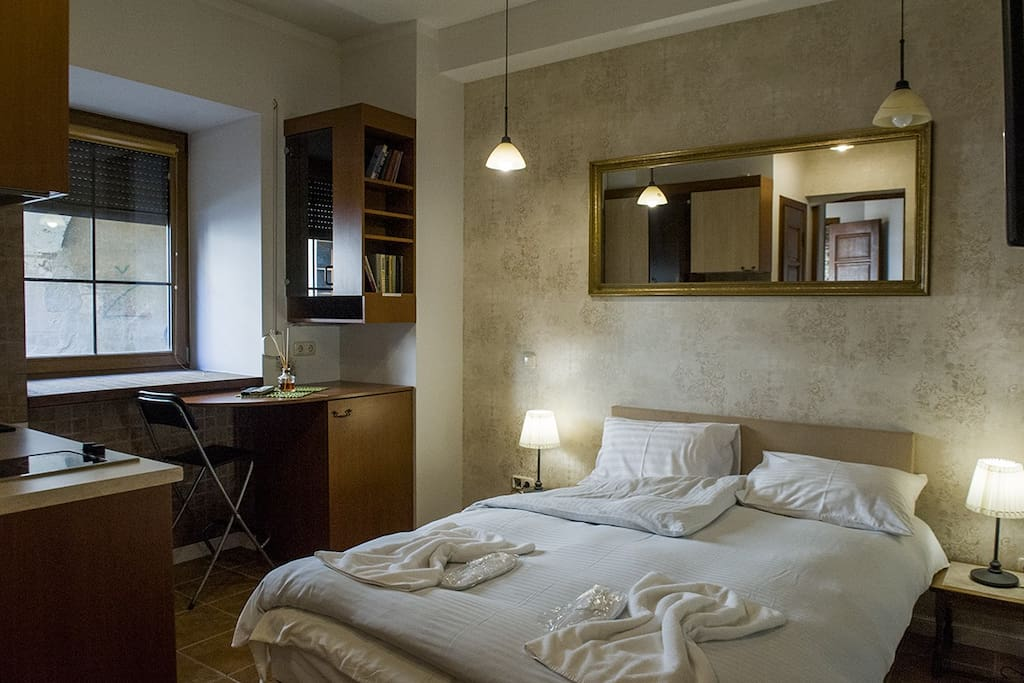 Quiet and cozy apartments in the heart of the old town