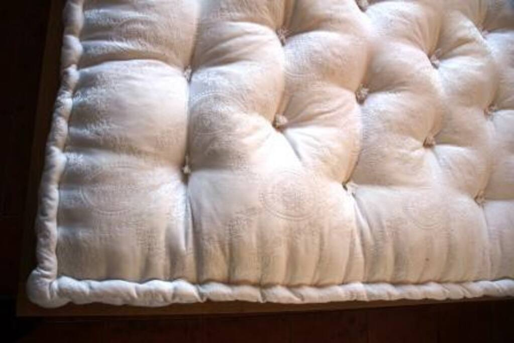 New Wool Mattress