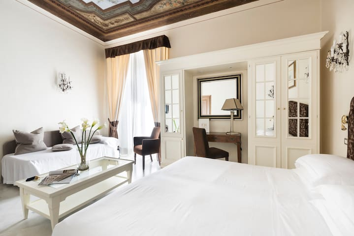 Hotel Villa Fiesole, Triple Classic